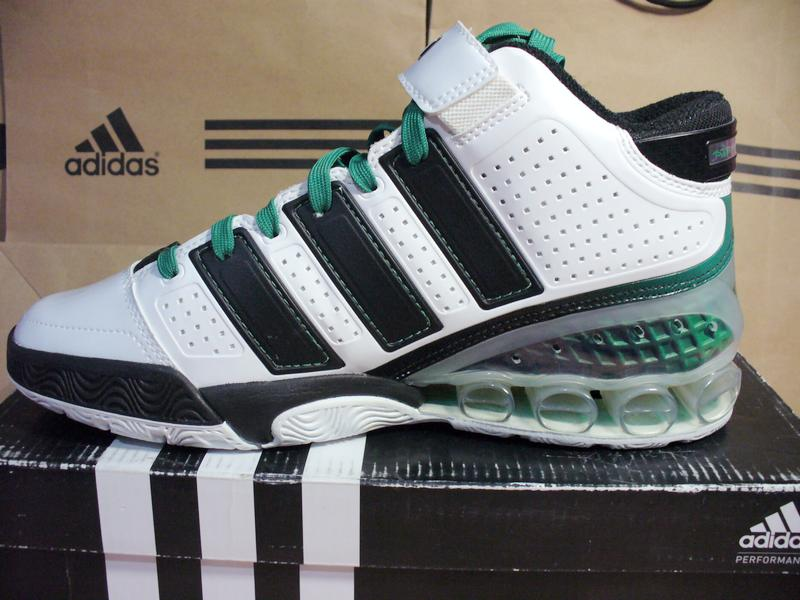 Adidas 阿迪达斯 TS Bounce Commander 3 篮球鞋 霍华德 加内特 专柜出样 42码 419裸 原价1180 ZFB bbs.h..