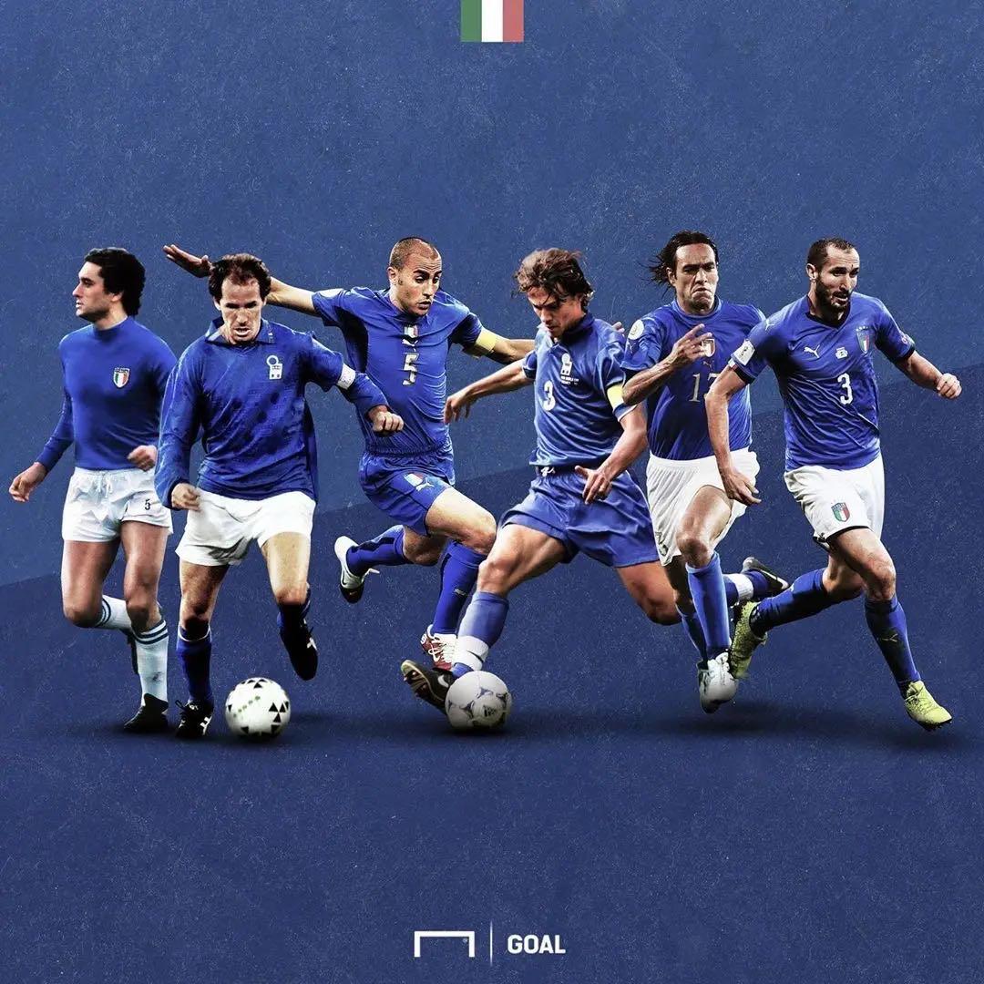 意大利中卫,哪个最强?  足球话题区