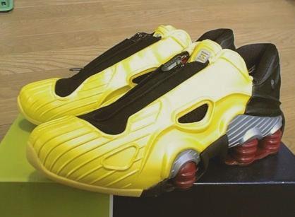 wholesale dealer f0289 55dfa ... NIKE SHOX XT是什么种类的鞋 ...