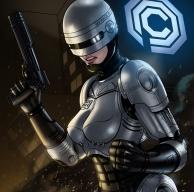 机械女警官